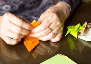 手指関節の運動